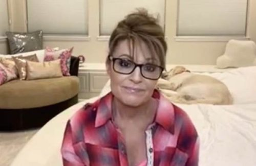 EXCLUSIVE VIDEO: Sarah Palin Calls for Julian Assange to Be Pardoned, 'Years Ago I Publicly Spoke Out Against Julian — and I Made a Mistake'