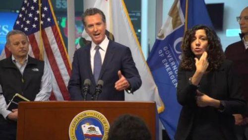 California Appeals Court Blocks Judge's Order Allowing San Diego Restaurants to Resume Indoor Dining – Keeps Newsom's Lockdown in Full Effect
