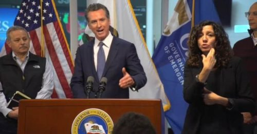Strategist For Ousted CA Governor Gray Davis Advising Gavin Newsom, Set Up 'War Room' to Smear Anyone Associated with Recall Efforts