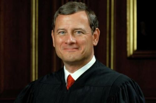 What's Going on with Supreme Court Chief Justice John Roberts? Even Soros Cheered Roberts at Davos