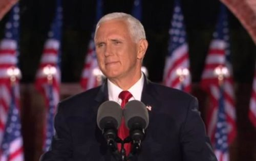 BREAKING BIG: VP Mike Pence's Trip to Israel on January 6th IS CANCELLED