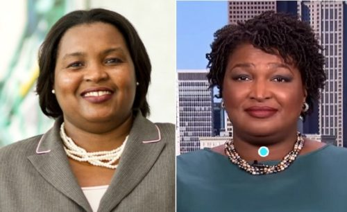 WOW! Georgia Judge Who Also Is Stacy Abrams' Sister BLOCKS Elections Officials from Challenging Voters Who Live Outside of Registered District!