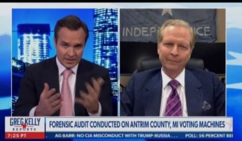 """""""There's Going to Be Evidence that Comes Forward in Next Few Days what Will Drastically Change the Playing Field"""" — Security Expert Behind Antrim County Audit Says Something Big Is Coming (VIDEO)"""