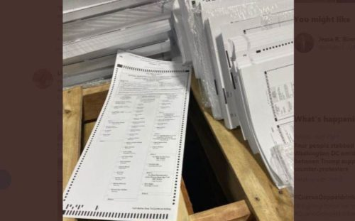 Georgia Senate Judiciary Subcommittee Unanimously Passes Motion to Audit Fulton County's Absentee Ballots Using Method Outlined by Jovan Pulitzer