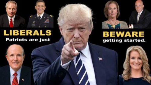 """""""Liberals Beware – Patriots Are Just Getting Started"""" – Attorney Lin Wood Calls on President Trump to Impose Martial Law in 7 States, Confiscate Dominion Machines"""