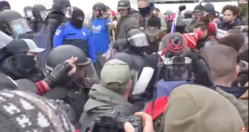 BREAKING REPORT: Former FBI Agent on the Ground at US Capitol Says at Least One Bus Load of Antifa Thugs Infiltrated Trump Demonstration