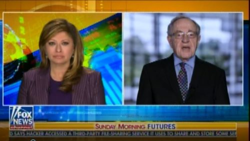 BREAKING… Alan Dershowitz: Democrats Cannot Impeach Trump – Senate Won't Take up a Trial and You Can't Impeach a Private Citizen After He Leaves Office