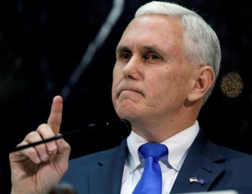 Pence Betrayed General Flynn in 2017 and Today He Betrayed President Trump and America