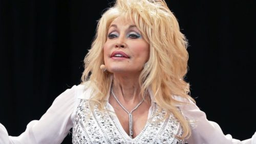 Popular Leftist Blog Takes Aim at DOLLY PARTON Because 'the Idea of Whiteness Underlies Her Image'