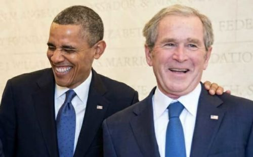 George W. Bush Picks Sides – Calls to Thank Former VP Dick Cheney for His Daughter's Service