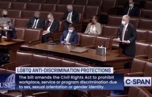 VIDEO: Petty and Vindictive Democrats Refuse to Honor Lawmaker's Request for Moment of Silence for Rush Limbaugh