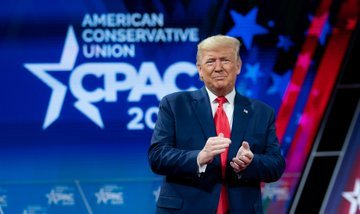 IT'S HAPPENING! President Donald Trump Live at CPAC 2021 at 3:40 PM ET — LIVESTREAM via RSBN Channel