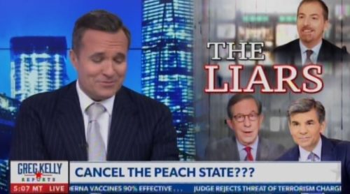 Newsmax Host Greg Kelly RIPS Never-Trump Skunk Chris Wallace for Lying About New Georgia Voting Laws (VIDEO)