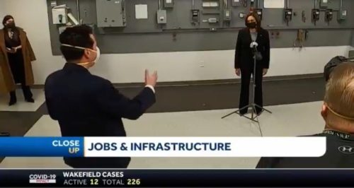 """""""I'm Not Going to Play Political Games"""" – Kamala Harris Gets Testy with Reporter Asking Why She's Not Going to the Border (VIDEO)"""