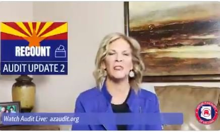 Arizona Republicans STRIKE BACK – File Motion of Their Own Against State Democrats – Arizona GOP Chairwoman Kelli Ward Delivers Update on Maricopa County Forensic Audit