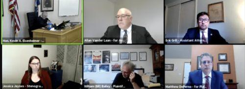 BREAKING VIDEO: MI Judge Makes Stunning Decision on Antrim Co. Voter Fraud Case