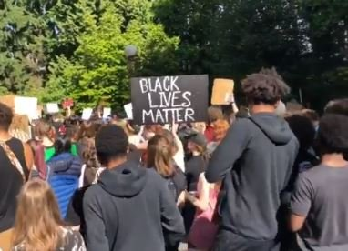 EXCLUSIVE: Maricopa County Attorney's Office Sends Out Warning to Staff: Watch Out for Black Lives Matter Protests Downtown Phoenix This Week!
