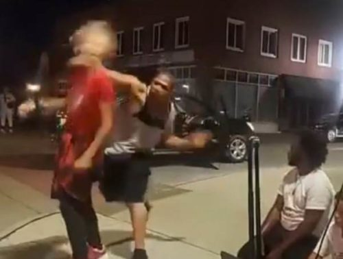 Black Man Who Sucker-Punched 12-Year-Old Boy Dancing on Missouri Sidewalk Sentenced to 7 Years in Prison