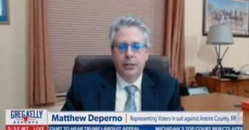 Matt DePerno BOMBSHELL: Michigan Attorney Says Anyone with Access to Voting Machine Tabulators Can Change an Election, Backdate Their Cheating (VIDEO)