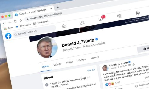 UPDATE: Facebook Says Trump's Account Has NOT Been Reinstated, Contrary to Reports