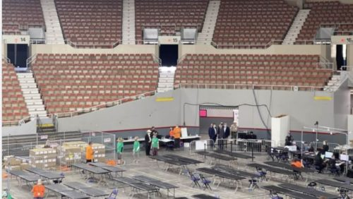 HUGE DEVELOPMENT: THREE DIFFERENT STATES Tour the Arizona Audit Floor- MORE Are Expected EVERY DAY THIS WEEK! (VIDEO)
