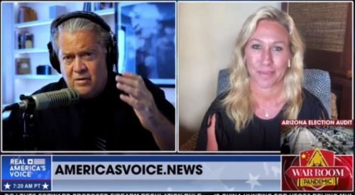 Steve Bannon: President Trump Should be Voted in as Next Speaker of the House and Should Immediately Move to Impeach Joe Biden (VIDEO)