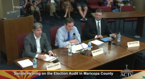 WOW! AZ Audit Finds 74,000 Ballots Returned and Counted in 2020 Election with NO RECORD of Being Sent Out!