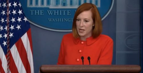 Psaki Says the Quiet Part Out Loud: 'Biden Wants to Make Fundamental Change in Our Economy and He Feels Coming out Of the Pandemic is the Time to do That' (VIDEO)